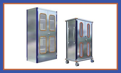Hy-Move Protection, Hy-Space Protection, Hy-Space Open: Transport, Storage and Management of Medical and non-medical devices.